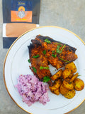Lamb chops made with Tandoori Master Masala Blend