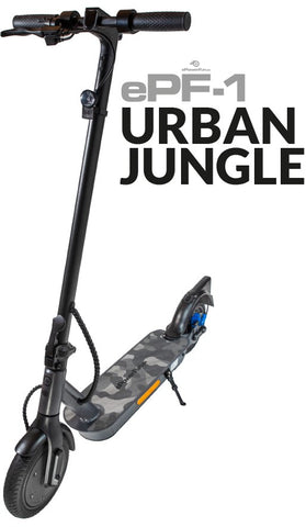 "E-Scooter ePF-1 ""Urban Jungle"" mit Straßenzulassung - Mein-eScooter"