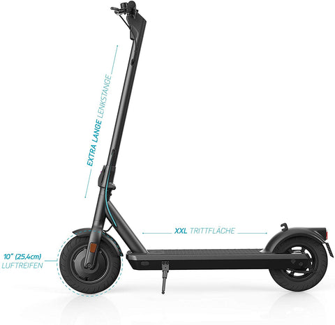 ODYS Alpha X10 Elektro-Scooter - Mein-eScooter