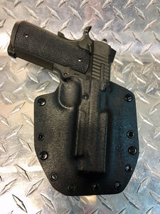 Kydex Holsters-Elite Concealment