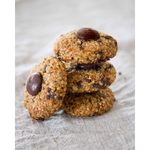 orange cookie lactation cookie