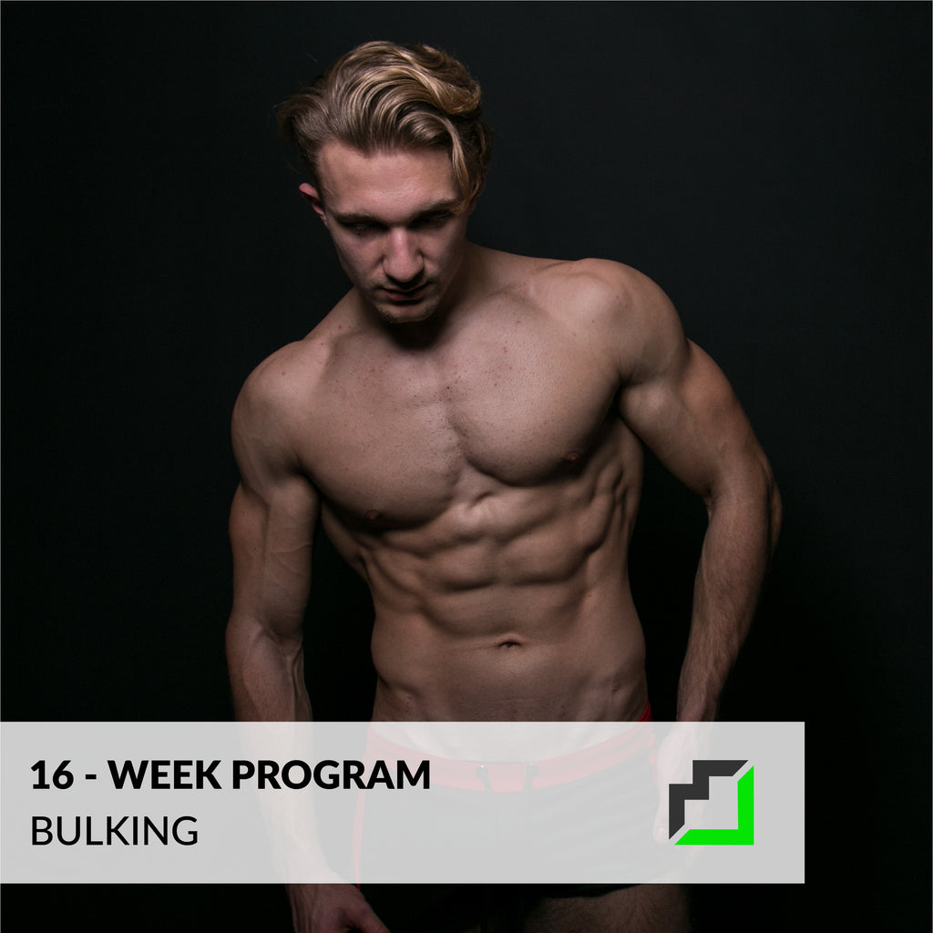 16-Week LEAN BULK Package