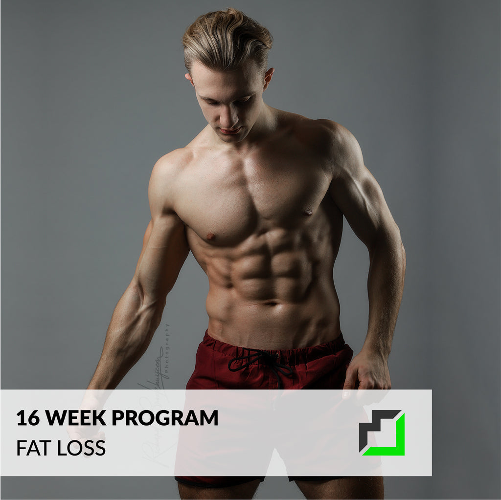 16-Week FAT LOSS program