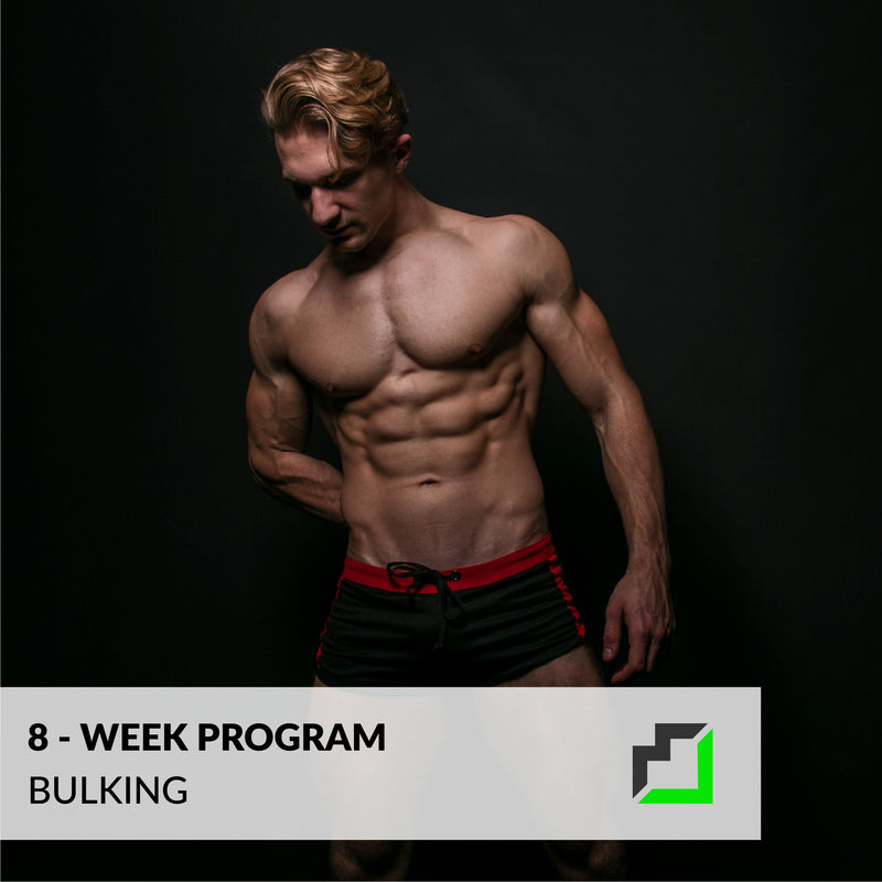 8-Week LEAN BULK Package