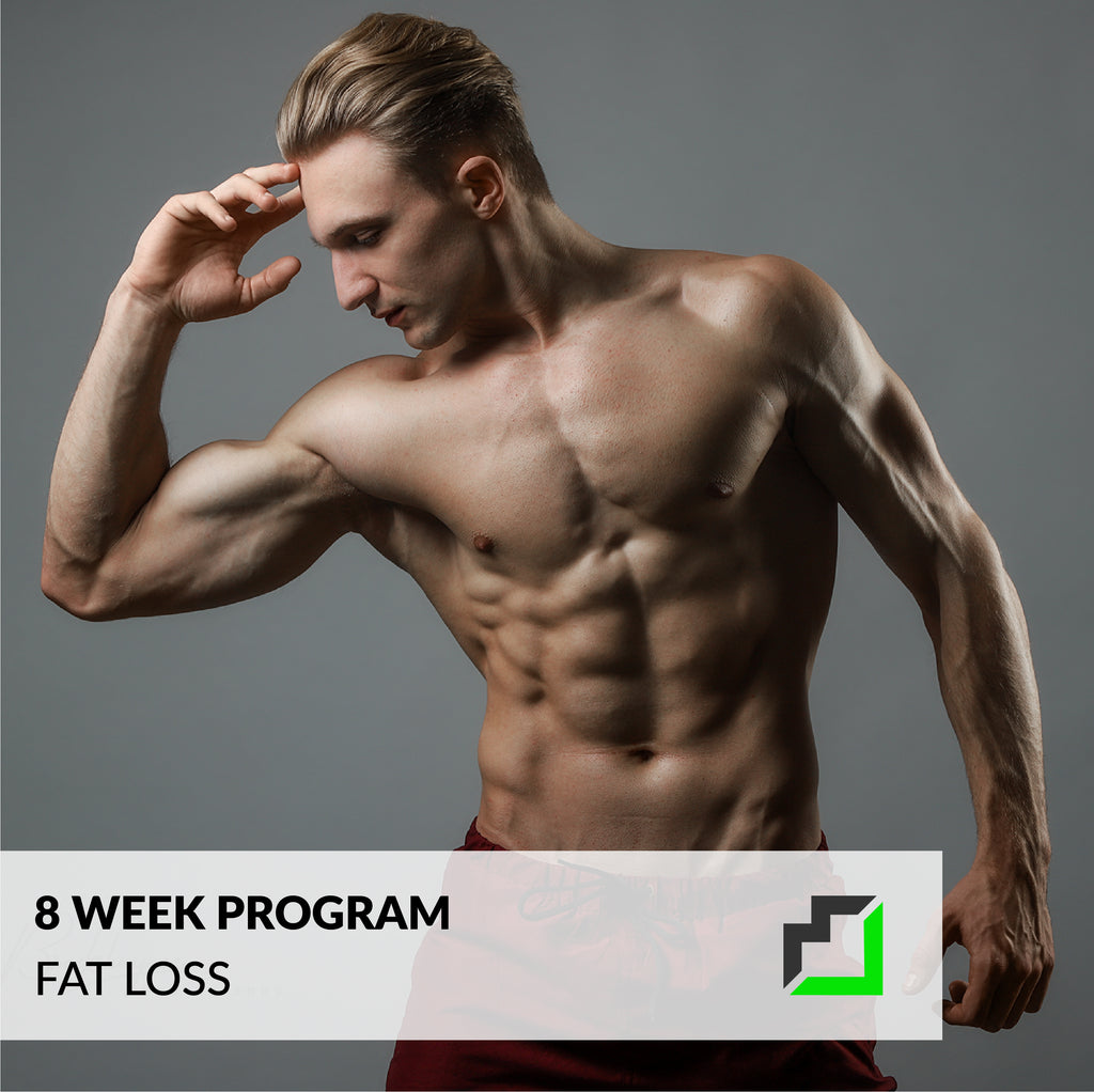 8-Week FAT LOSS Package