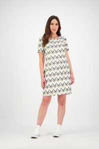 Kelly Dress | Zig Zag Party