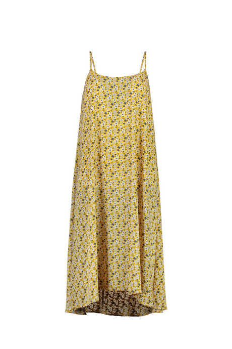 Manaia Dress | Yellow Love