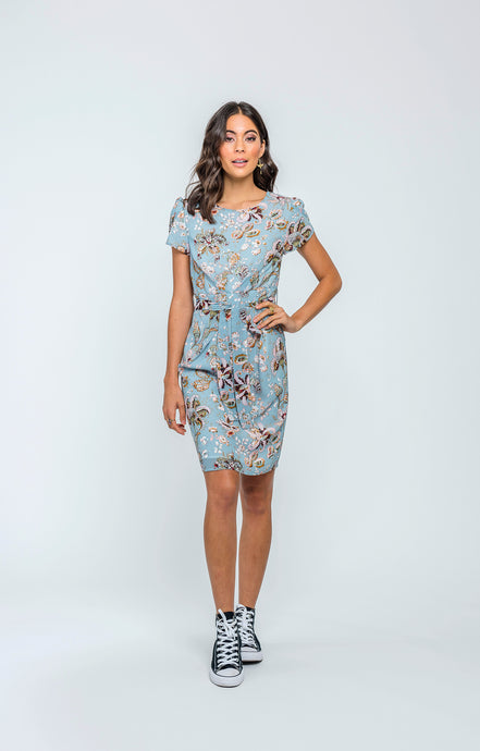 Ashley Dress | Paisley Love