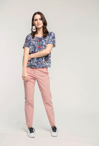 169 Abby Top - wild iris & 174 Rebecca Pants - blush cord  (2).jpg