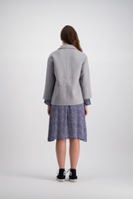 Emma Wool Coat | Grey Marle