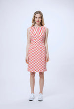 Load image into Gallery viewer, 209 jenny dress - orange cloud.jpg