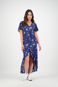 Stevie Maxi | Navy Daisy