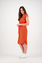 Miriam Dress| Tangerine