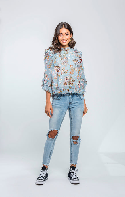 Luca Top | Paisley Love