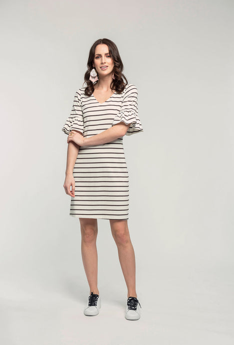 356 Narelle Dress - chestnut stripe  (2).jpg