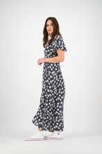 Eva Wrap Dress | Midnight Dandy