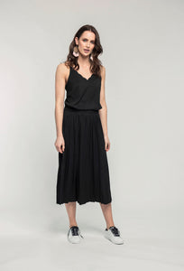 481 Penelope Cami - Black Satin & 480 Sydney Skirt - black satin  (4).jpg