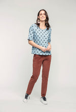 489 Katie Top - denim star & 174 Rebecca Pants - mocha cord  (1).jpg