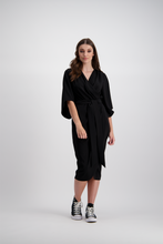 Suki Dress | Pitch Black