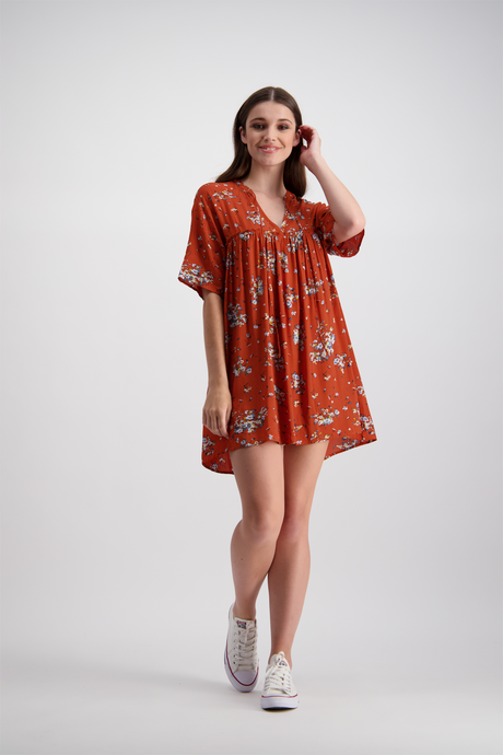 Audrey Mini Dress | All Spice