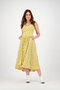 Tui Dress | Yellow Love