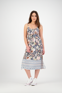 Ngaire Dress | Orient Bloom