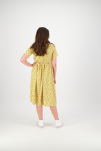 Kora Dress | Yellow Love