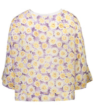 Bernadine Top | Yellow Daisy