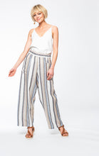Linen Pants | Candy Stripe