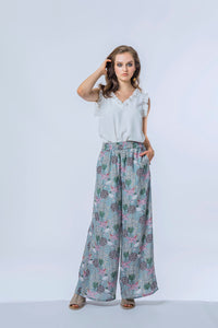 Ella Top & Briar Pants- Pearl & Lotus Pond 3.jpg