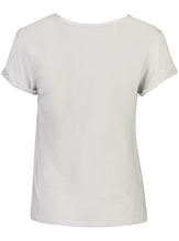 Load image into Gallery viewer, Fashion Tee White-Tuesday_Front+1.jpg