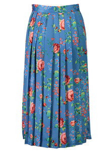 Faye Skirt | Electric Bloom