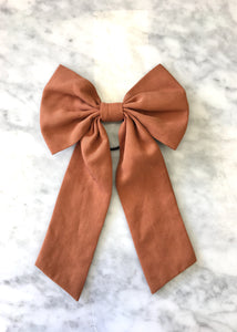 Hair Bow | Earth