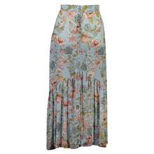 Load image into Gallery viewer, Karina Skirt | Sky Floral
