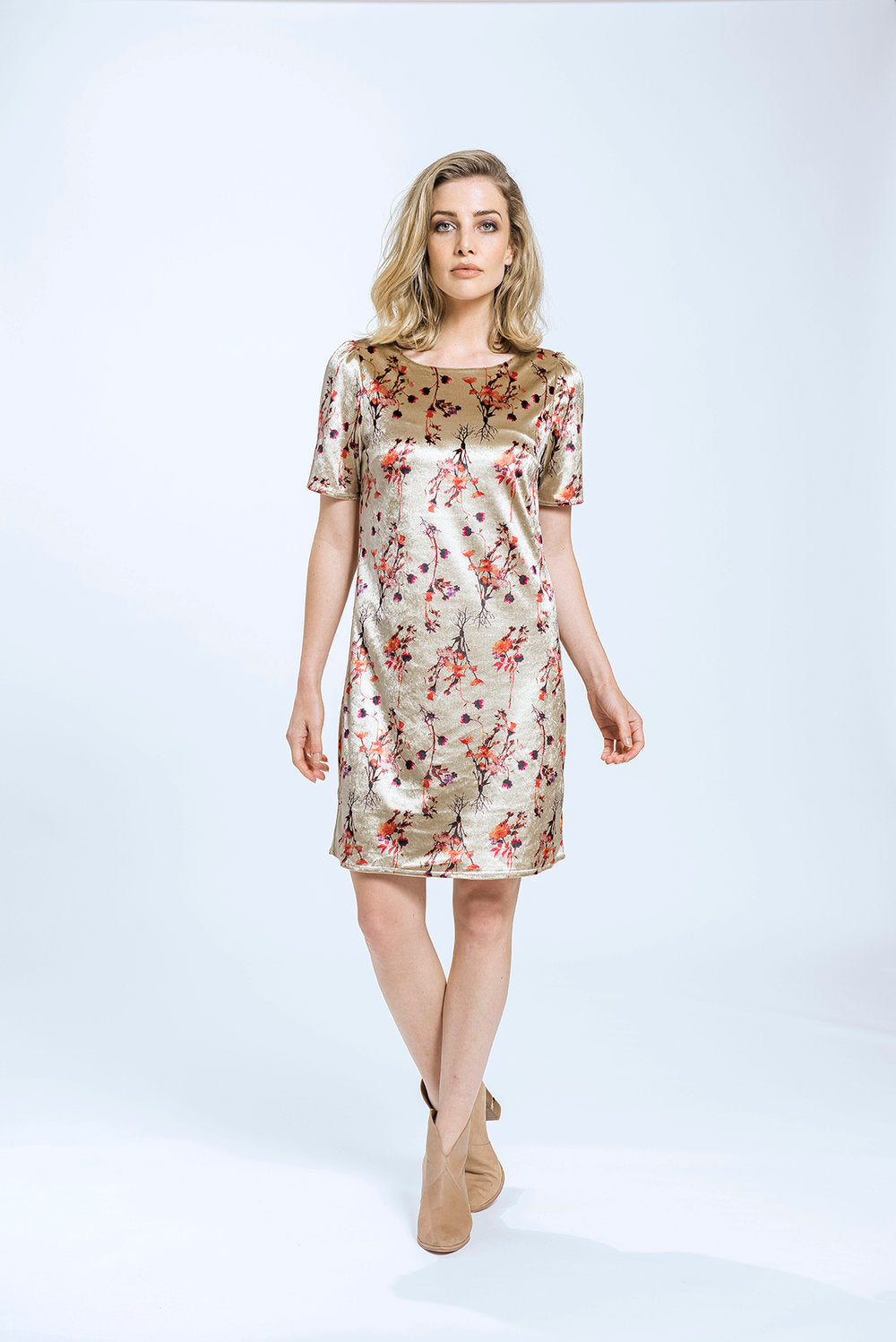 Kelly Dress- Gold Velvet 3.jpg