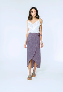 Mae Top & Alison Skirt- white dobby & red.blue daisy 1.jpg