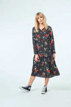Load image into Gallery viewer, Millie Blouse & Faye Skirt - Floral Dot.jpg