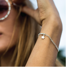 Load image into Gallery viewer, LA LUNA ROSE WISH UPON A STAR BRACELET - STIRLING SILVER
