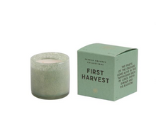 Load image into Gallery viewer, French Country - First Harvest Glass Candle