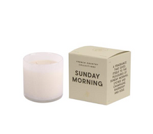 Load image into Gallery viewer, French Country - Sunday Morning Glass Candle