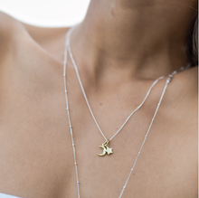 Load image into Gallery viewer, LA LUNA ROSE WISH UPON A STAR NECKLACE  - GOLD