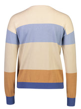 Load image into Gallery viewer, Soraya Jumper Natural Stripe_Back.jpg