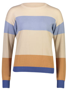 Soraya Jumper Natural Stripe_Front.jpg
