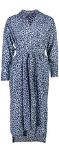 Load image into Gallery viewer, Tash Shirt Dress | Leo Linen