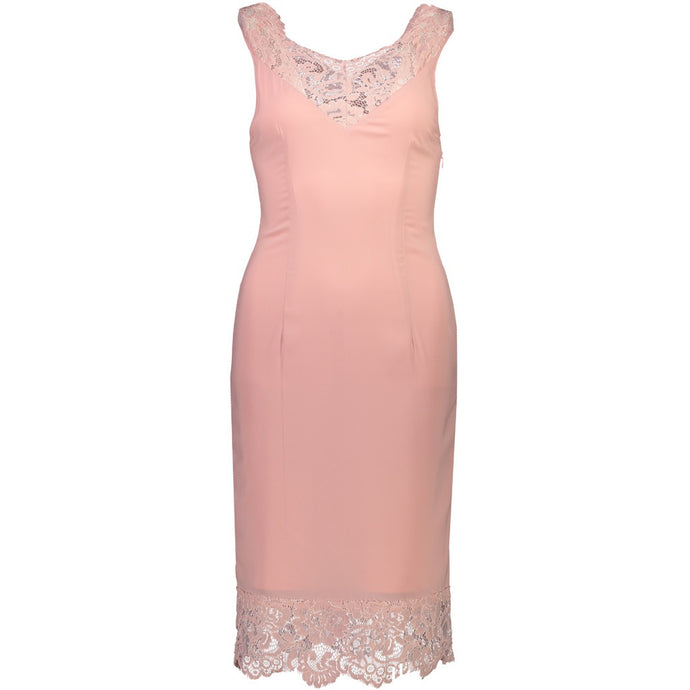 Natalie Slip Dress | Dusky Pink
