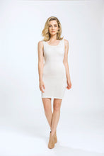 Load image into Gallery viewer, Wool Slip- Cream Knit 2.jpg