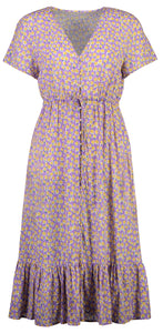 Yelena Dress | Lilac Punch