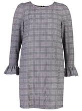 Load image into Gallery viewer, Giselle Dress | Printed Check