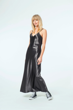 Load image into Gallery viewer, Ari Bias Maxi | Black Luxe