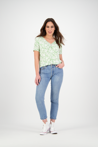 Pania Top | Meadow Green